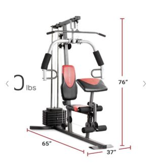 Weider 2980 X Home Gym System for Sale in Modesto, CA
