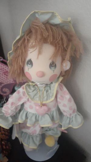 Precious Moments Clown with stand for Sale in Phoenix, AZ