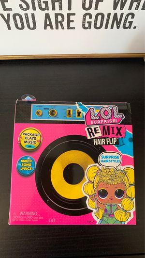 Lol surprise remix hair flip for Sale in San Diego, CA