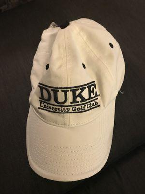 Duke U golf club cap for Sale in Arlington, VA
