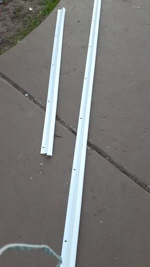 weather strips ((aluminum)) 7ft /3ft for Sale in Fairfield, CA