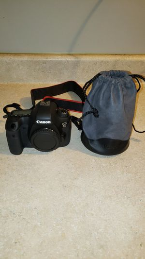 CANON EOS 6D DSLR Camera w/CANON 24-105mm f/1:4. L IS USM AF Lens for Sale in Houston, TX