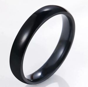 Black stainless steel ring for Sale in San Jose, CA