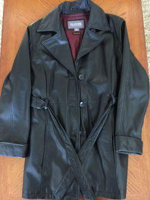 Women's leather coat for Sale in Ashburn, VA