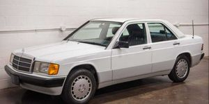1989 Mercedes Benz 190e for Sale in Phoenix, AZ