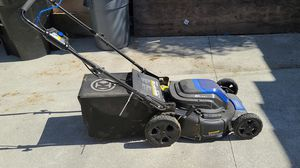 Kobalt cordless electric lawn mower for Sale in Los Angeles, CA