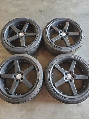 4 new tires for Sale in Victorville, CA