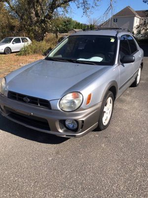 2002 Subaru Impreza Wagon for Sale in West Creek, NJ