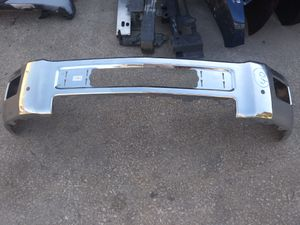 CHEVY SILVERADO BUMPER 2014-2018 for Sale in Dallas, TX