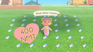 400 Nook Miles Tickets! Quick delivery to your Animal Crossing New Horizons island! for Sale in Chapel Hill, NC
