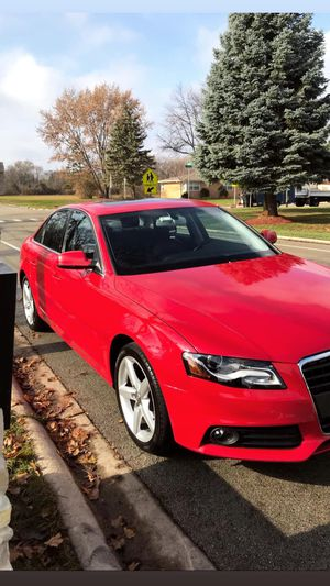 My super clean one owner Audi A4 Quattro with every single option available! Bang olfsuon sound system. for Sale in Addison, IL