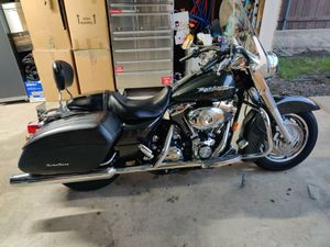 2007 Harley-Davidson Road King Custom 5,813miles - 6spd for Sale in Dallas, TX