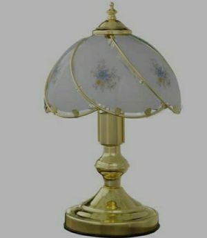 Brass Touch Lamp Detroit Storage Location for Sale in Detroit, MI
