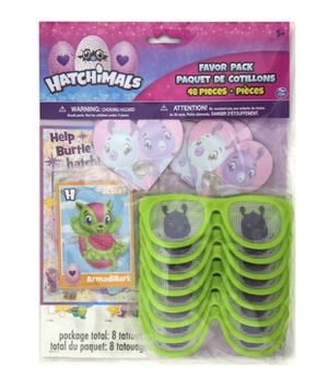 Hatchimals Birthday Party Favors Set for Sale in Plano, TX