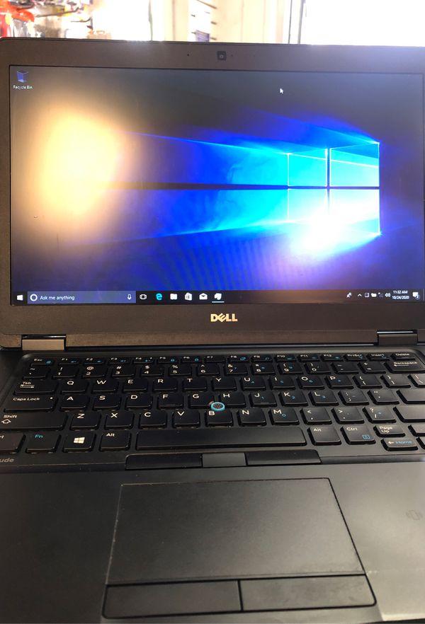 Dell Latitude 5480 Core i7 8GB Ram- $475$