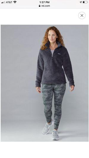 Patagonia Los Gatos Quarter-Zip Fleece Pullover for Sale in Bulverde, TX