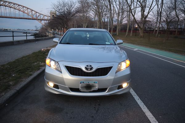 2007 Toyota Camry one owner car no lowballs