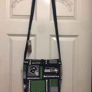 Seahawk Hobo Crossbody Bag Purse for Sale in Issaquah, WA
