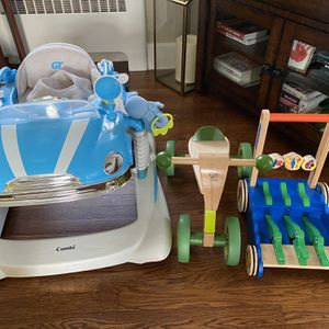 Walking Toys for Baby/Toddler for Sale in Boston, MA