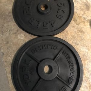 olympic weights for Sale in Arlington, TX