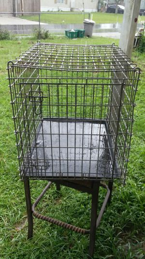 Cage for animal or large bird for Sale in Winter Springs, FL
