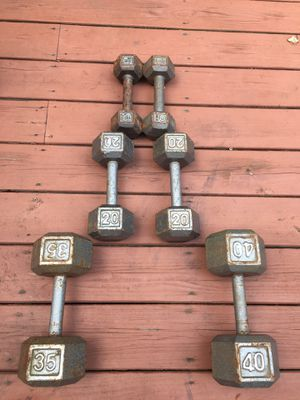 Dumbbells for Sale in Baltimore, MD