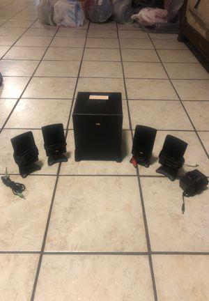 Subwoofer / speaker system for Sale in Phoenix, AZ