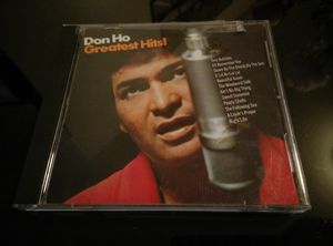 Vintage 1970 Don Ho and The Aliis CD Don Ho's Greatest Hits for Sale in Everett, WA