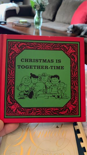 Christmas Is Together-Time by Charles M. Schulz for Sale in Wyoming, MI