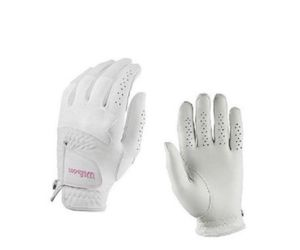 Wilson Womens Golf Glove / Size: Small / Color: White and Pink for Sale in Hollywood, FL