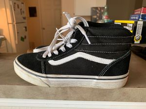 Youth size 4 vans for Sale in Canal Winchester, OH