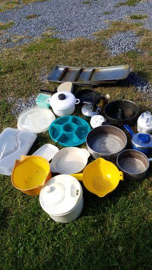 Miscellaneous Kitchen Items for Sale in Maurertown, VA