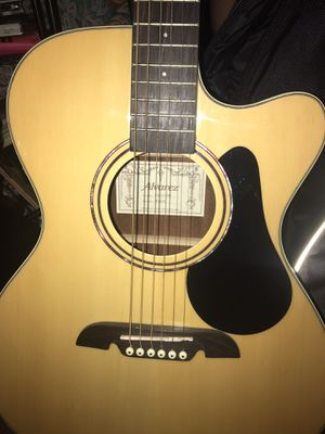 Alvarez acoustic/electric guitar for Sale in Bridgeport, CT