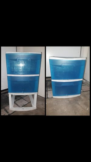 2 Drawer Storage Container for Sale in Phoenix, AZ