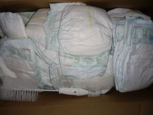 Baby items such as pampers, bottle cleaning, wipes, bottles, etc for Sale in Milwaukee, WI