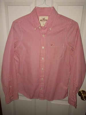 Camiza Hollister Size Small for Sale in Houston, TX