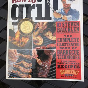 How To Grill, Cookbook for Sale in Lynnwood, WA