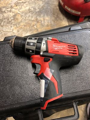 """Milwaukee 3/8"""" hammer drill for Sale in San Diego, CA"""