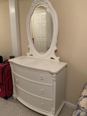 White dresser for Sale in Suwanee, GA
