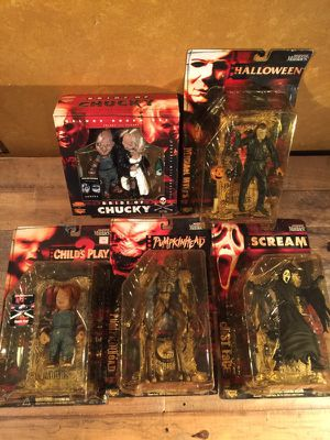 Movie Maniacs by McFarlane Toys highly collectible for Sale in Miami, FL