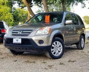 2006 HONDA #CRV for Sale in San Antonio, TX