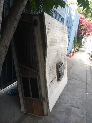 Camper de los de antes for Sale in Los Angeles, CA