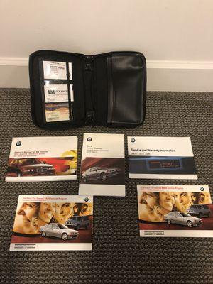 BMW manual $35 for Sale in Miami, FL