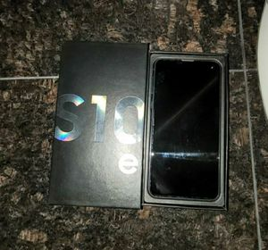 Cell Phone: Samsung S10e (barely used) for Sale in Mesa, AZ