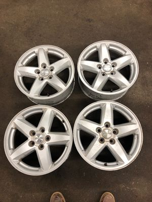 Jeep rims 18s for Sale in East Providence, RI