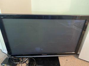 Panasonic vierra 42 inch tv for Sale in Laurel, MD