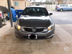 I have Honda Accord EX 2010 4 cylinder engine On it 142,450 Miles its very good condition sun roff CD good tiers Michelin. I am asking $5,600 Hon for Sale in Delaware, OH