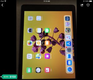 Apple iPad 5th generation 32g for Sale in Jacksonville, FL