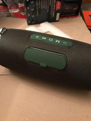 Speaker Bluetooth brand new for Sale in San Bernardino, CA