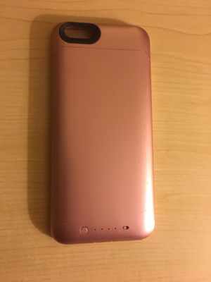 iPhone 6s Plus Mophie Charge Case for Sale in Bowie, MD